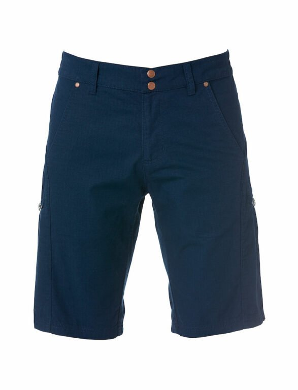 Zip-Pocket Shorts