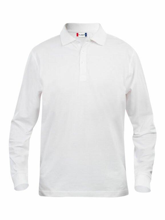 Basic Polo L/S Junior