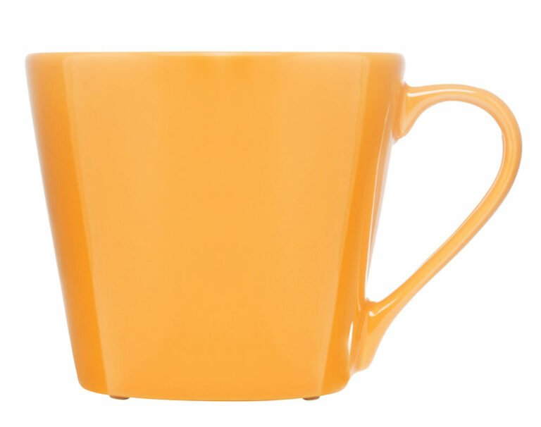 Brazil-muki, oranssi