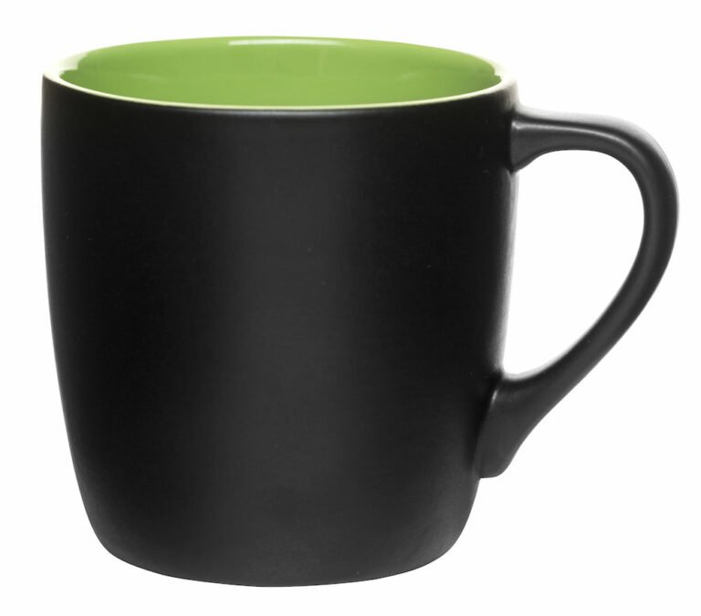 Liberica-muki musta/vihreä sisus