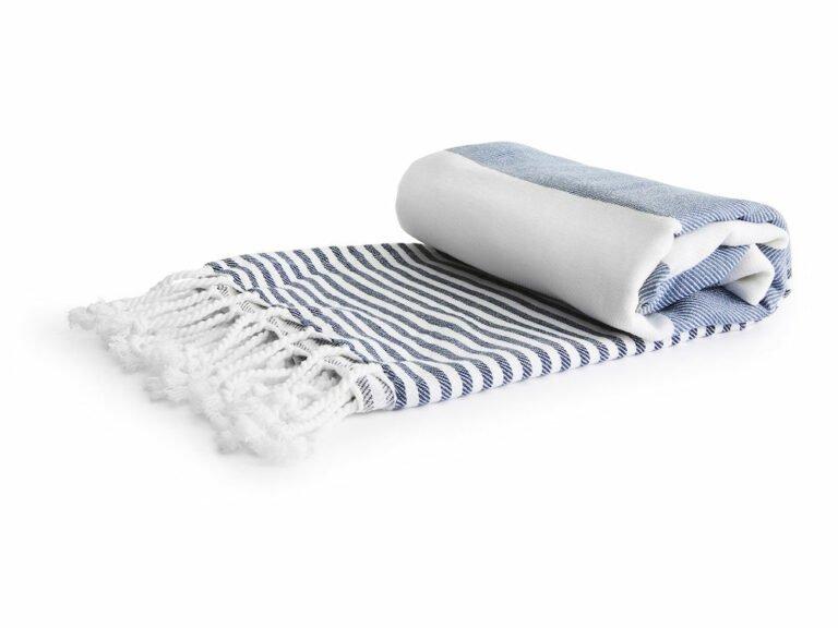 Hamam pyyhe, sininen 90x170cm