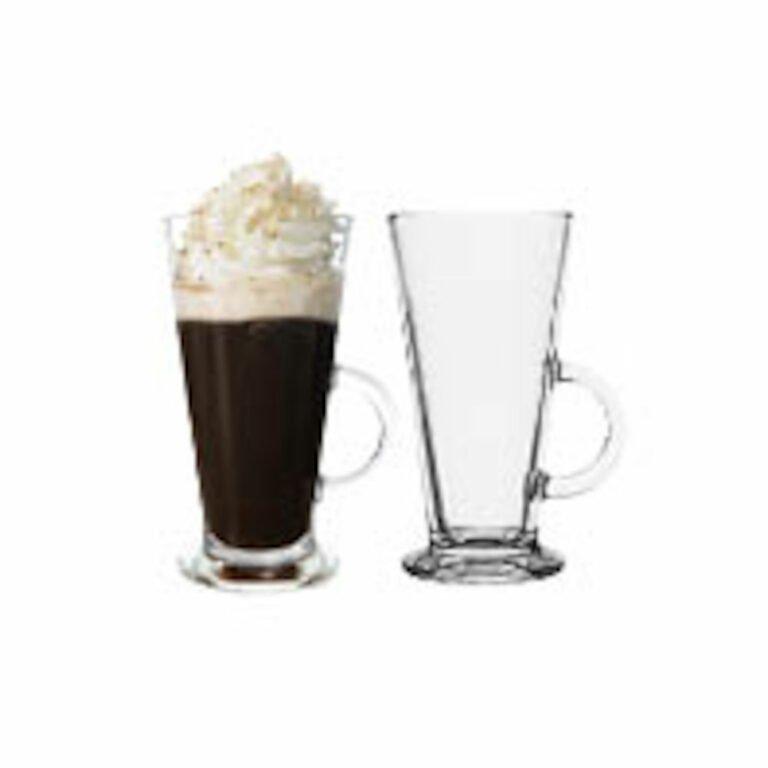 Club Irish coffee lasit, 2kpl