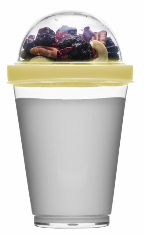 Fresh jogurttimuki, keltainen