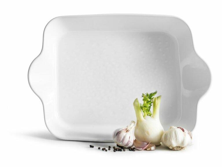 Piccadilly uunivuoka, valkoinen