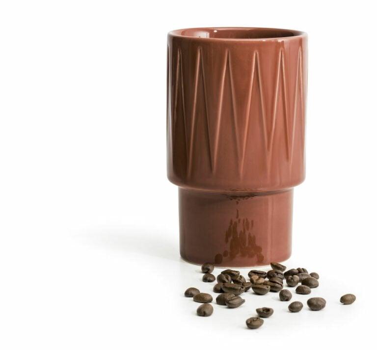 Coffee & More lattemuki, terrakotta