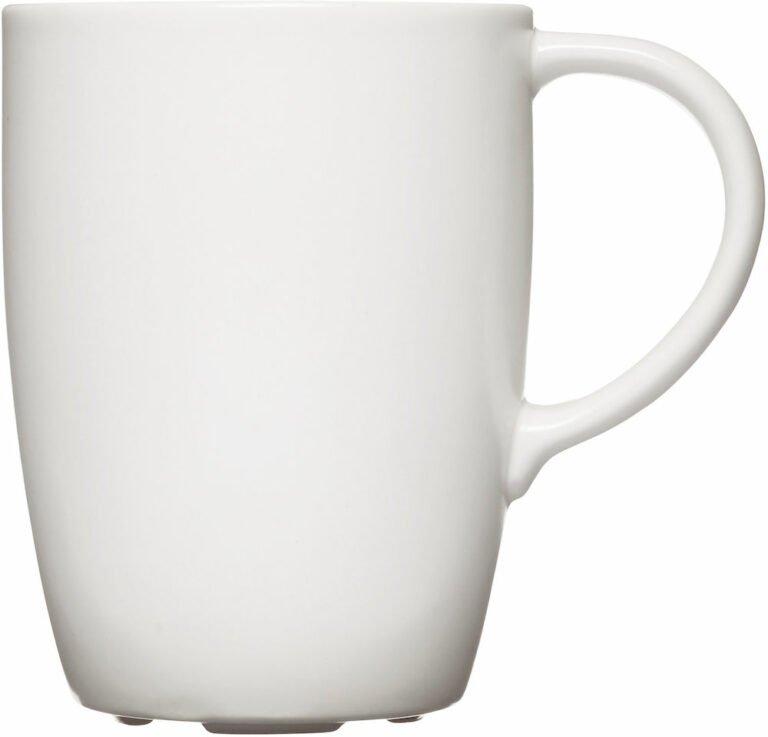Liberica-muki iso, valkoinen