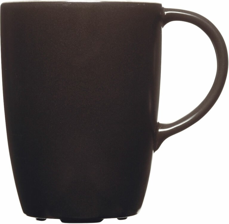 Liberica-muki iso, musta