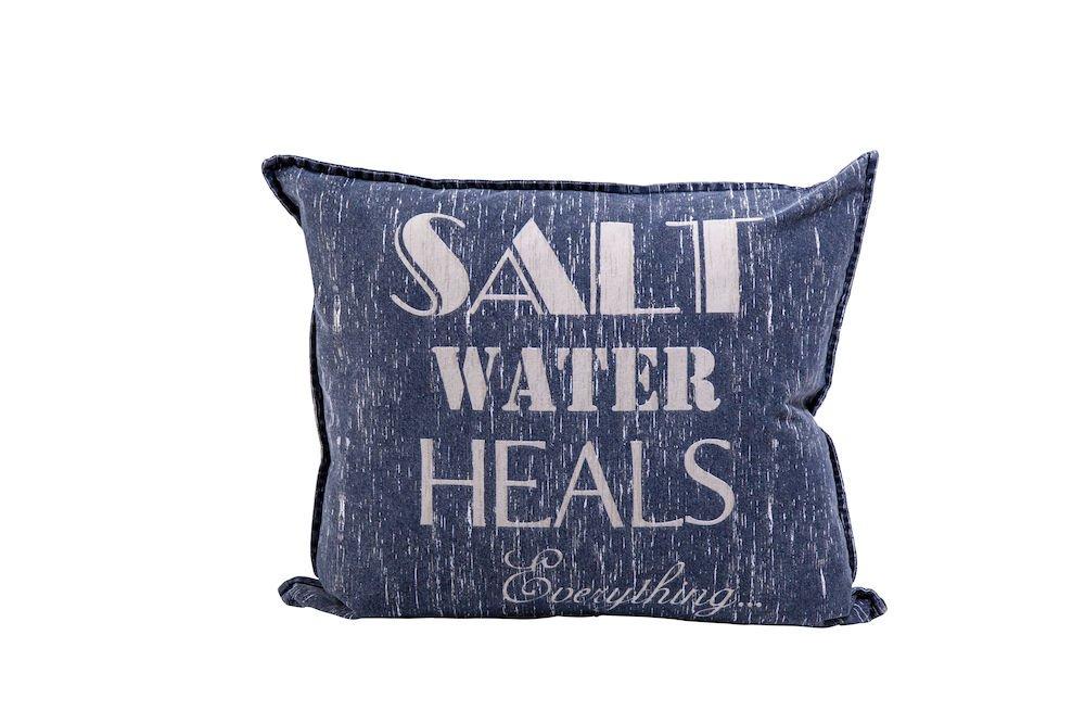 Saltwater Heals tyynynpäällinen