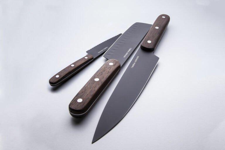Black veitsisetti, 3 kpl